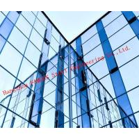 Wholesale Modern Hidden Frame Tempered Double Layer Glass Aluminum Curtain Wall EPS Project from china suppliers