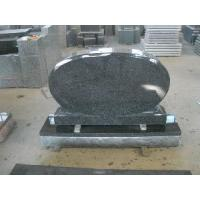 Wholesale Granite Memorial Head Stone (LY-393) from china suppliers