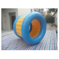 Wholesale PVC / TPU Customized Inflatable Water Toys Rolling Ball With Longevity / Strength from china suppliers