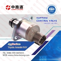 Wholesale rav4 suction control valve scv l200 scv valve 1kd ftv from china suppliers