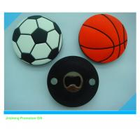Wholesale custom bottle opener with PVC coated from china suppliers