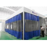 Wholesale Schneider Electric Components Spray Painting Room Prep Station Spray Booth from china suppliers