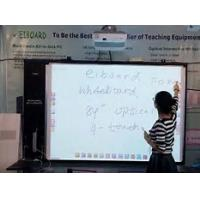 Wholesale 85 Inch CTP Smart Interactive Whiteboard Magnetic Lacquered Steel Surface from china suppliers