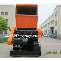 Wholesale Waste PP/ PE Film Recycling Plastic Crusher with 9 CrSi SKD-11 D2 Blade material from china suppliers