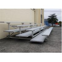 Buy cheap Outdoor Events Fixed Temporary Grandstand With Mill Finished Foot Planks from wholesalers