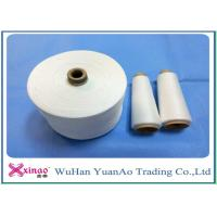 Wholesale Sewing Thread 100% Polyester TFO Yarn 40/2 40/3 Raw White or Customized from china suppliers