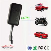Wholesale OEM GPRS Long Battery Life SMS GPS Tracker For Car Monitoring from china suppliers