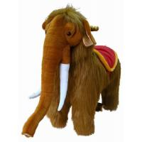Wholesale Promotional zoo animal Plush elephant Stuffed Toys Animal with Big nose from china suppliers