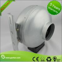 Wholesale Corrosion Resistance Plastic Shell Inline Circular Duct Fan For Hydroponic Plants from china suppliers