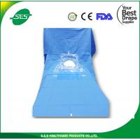 Wholesale Free sample! Clean room made disposable srugical C-section drape with OE sterilized from china suppliers