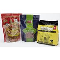 Wholesale Custom Food Grade Stand Up Pet Food Packing Bag With Zipper from china suppliers
