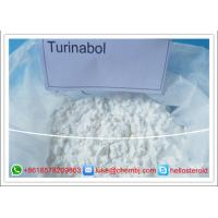 Wholesale Oral Turinabol Primobolan Steroids Powder 4-Chlorodehydromethyltestosterone from china suppliers