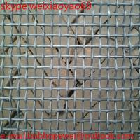 Wholesale stainless steel woven wire mesh / crimped wire mesh manufacture from china suppliers