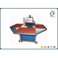 Buy cheap Automatic Four Station Heat Press Machine / Heavy Duty Sublimation Printing Equipment from wholesalers