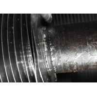 Buy cheap Aluminum 1060 25.4mm Crimped Finned Tube from wholesalers