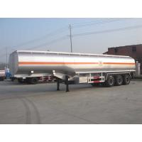 Wholesale Oil Transport Fuel Tanker Semi Trailer 3 Axle 42000L 45 CBM 12R22.5 Tire from china suppliers