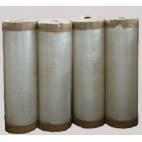 Wholesale carton packaging heat resistant opp BOPP Jumbo Roll yellow / tan / green tape from china suppliers
