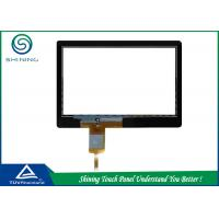 Wholesale 6H Hardness Projective Capacitive Touch Panel , 7.1'' ITO Film Touch Panel from china suppliers