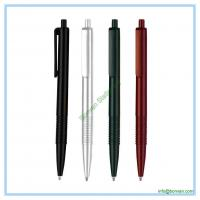 Wholesale slim style plastic hotel ballpoint pen,retractable hotel pen from china suppliers