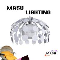 Wholesale Home Lighting Fixture Iron Material Spot One Lamp Source With Glass Cover MS-I6030-1 from china suppliers