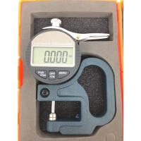 Wholesale Gray color Dial thickness gauge 0~12.7mm / 0.5''  0.001mm/0.00005'' from china suppliers