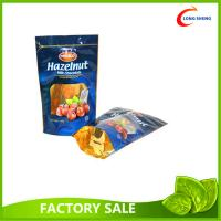 Wholesale Strong Sealing Reclosable Plastic Bags , Stand Up Pouch Packaging from china suppliers
