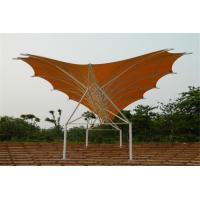 Wholesale Waterproof Tentioned Membrane With High Strength Steel Structure Stadium Awning from china suppliers