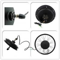 Wholesale High Speed Brushless Bicycle Hub Motor Kit Direct Drive Brushless Dc Hub Motor from china suppliers
