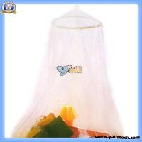 Wholesale White Elegant Netting Bed Canopy Mosquito Net -J6047 from china suppliers
