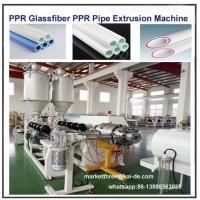 Wholesale 75-160mm PPR Pipe Making Machine Supplier China Cheap Price Good Quality from china suppliers