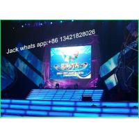 Wholesale HD P6 Full Color Indoor Stage LED Screen Video Walls 192 * 192mm SMD3528 from china suppliers