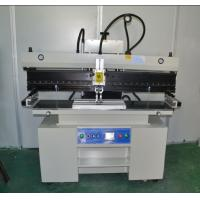 Buy cheap 1.2 Meter SMT Semi Automatic Solder Paster Printer For LED 110v 220v from wholesalers