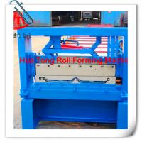 Wholesale Colored Steel Jch Roof Panel Roll Forming Machine with 45# Steel from china suppliers