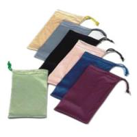 Wholesale microfiber sunglasses pouch with strings from china suppliers