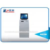 Wholesale 14 Inch Self Service Digital Advertising Kiosk Multi Function Stand Alone from china suppliers