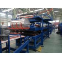 Wholesale 50 / 75 / 100mm Standard EPS Sandwich Panel Machine For Construction Materials from china suppliers