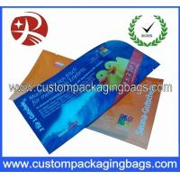 Wholesale Free Design Heat Seal Custom Packaging Bags , Custom Logo Bags from china suppliers