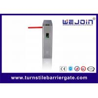 Wholesale Full Automatic Stainless Steel Turnstile Gate With RS232 Interface For Railway Station from china suppliers
