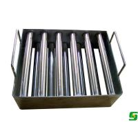 Buy cheap Permanent Magnetic Filter, Magnetic Separator,Magnetic Rod for Recycling Industry from wholesalers