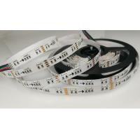 Wholesale dc12v 60led 020 rgb side emitting multicolor side led strip light from china suppliers