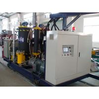 Wholesale Automatic Polyurethane Foaming Machine High Pressure Polyurethane Machinery from china suppliers