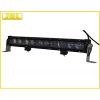 Wholesale High / Low CREE Single Row LED Light Bar , Ip67 50w LED Driving Light Bar For Car / Automotives from china suppliers