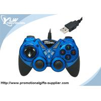 Wholesale Digital and analog mode blue color USB  Game Controllers directional pad from china suppliers