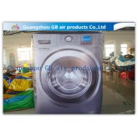 Wholesale Cube Inflatable Washing Machine for Supermarekt Advertising Promotional from china suppliers
