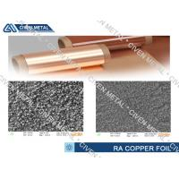 Wholesale Flexible Copper Clad Laminate RA Copper Foil Thickness 10~70µm from china suppliers