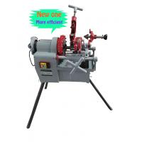Buy cheap QT2-AII 2inch more efficient pipe making machine from wholesalers
