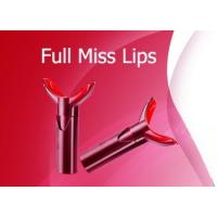 China Miss Plump Stung Lip Plumper Device , Permanent Lip Fillers Before And After on sale