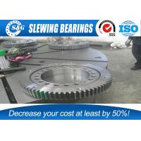 Wholesale High Precision Slewing Ring Bearings Huge Load Bearing Capacity from china suppliers