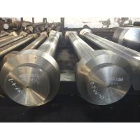 Wholesale Custom Made Forged Steel Rolls , Piston Rod , Tee Coupling for Ship Building from china suppliers