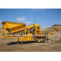Wholesale Three Spindle Mobile impact crusher from china suppliers